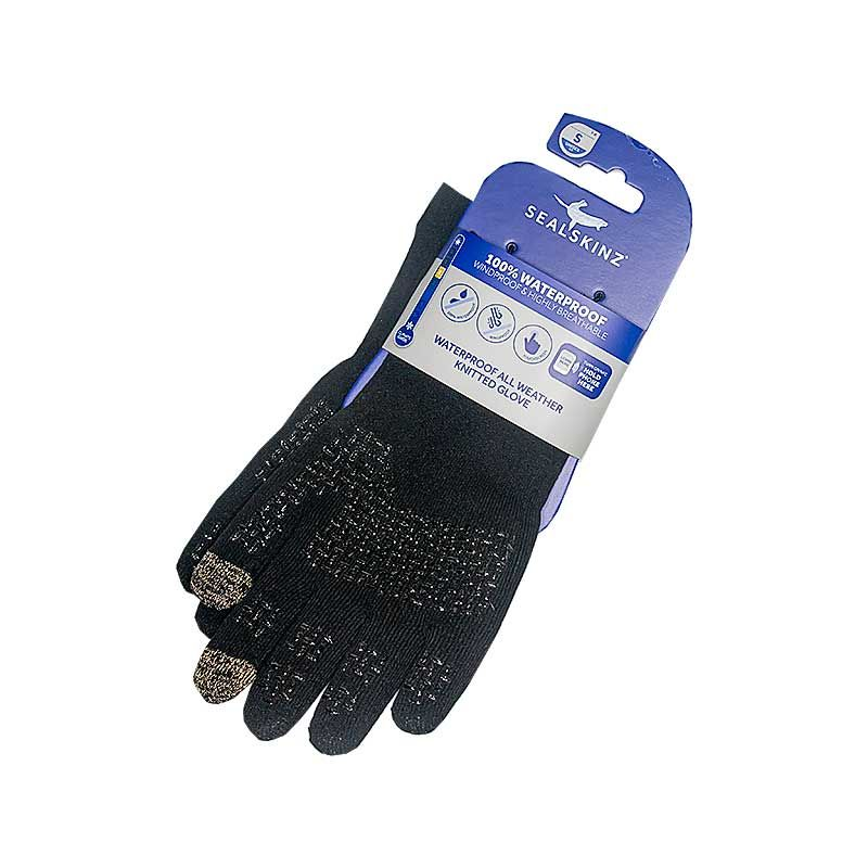 SealSkinz Small Waterproof Gloves