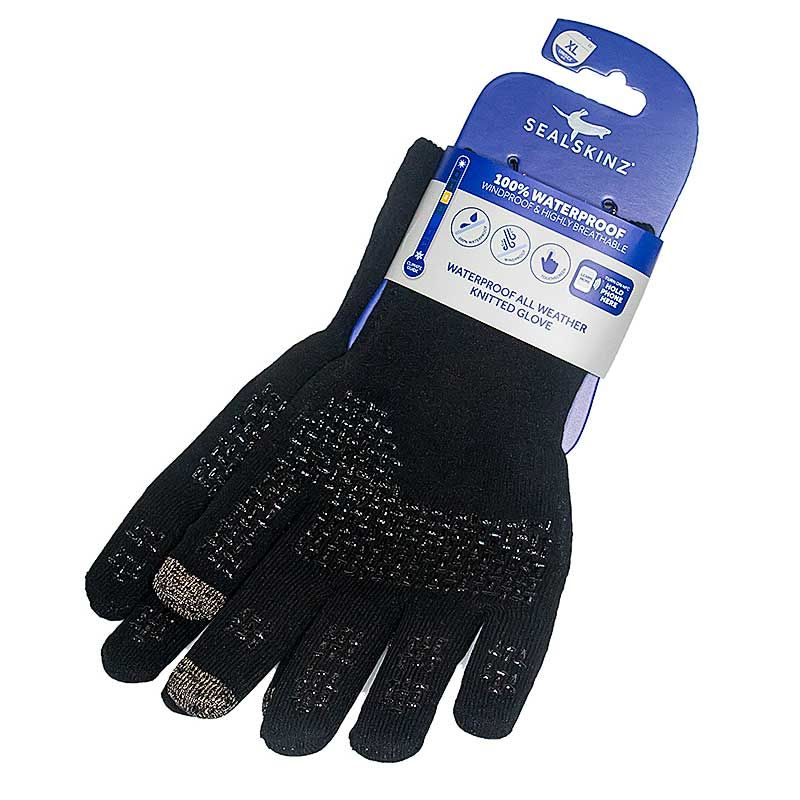 SealSkinz Extra Large Waterproof Gloves