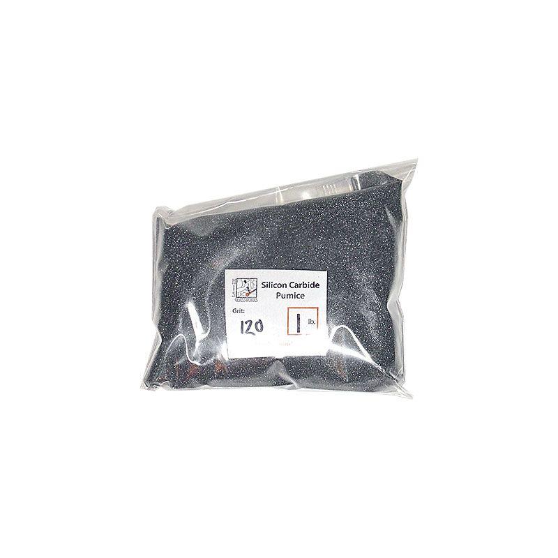 1 Pound 120 Grit Graded Silicon Carbide