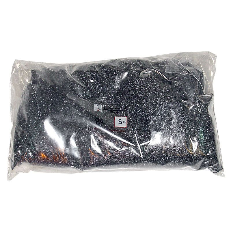 5 Pounds 80 Grit Graded Silicon Carbide