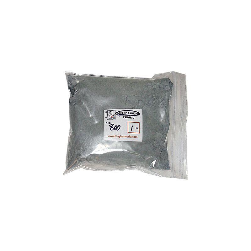 1 Pound 800 Grit Graded Silicon Carbide