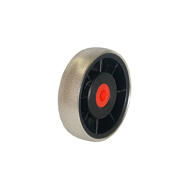 4 Inch 360 Grit Radiused Electroplated Diamond Wheel