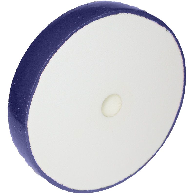 8 Inch x 1-1/2 Inch 220 Grit Radiused Diamond Smoothing Wheel