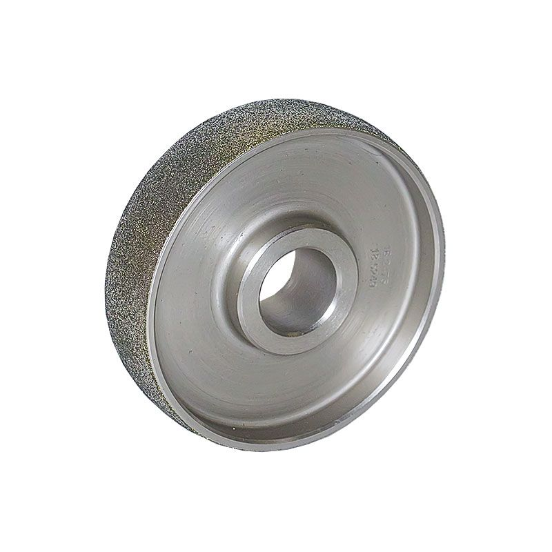 Italian Electroplated 60 Grit Radius Diamond Wheel