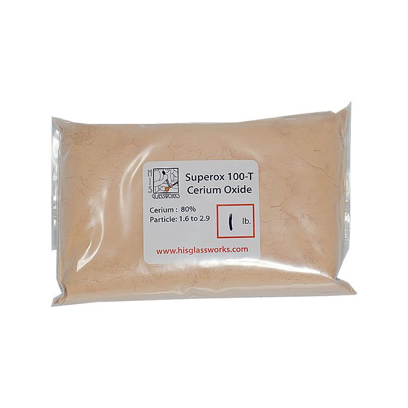 Superox 100-T Cerium Oxide Powder by the Pound