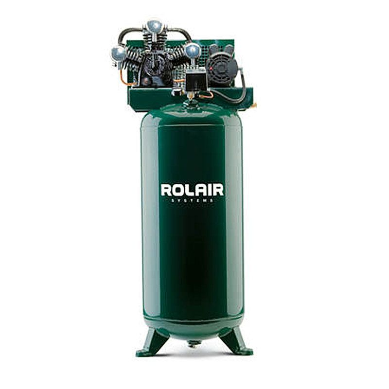 Rolair 5HP Single Stage Compresssor with 60 Gallon Tank