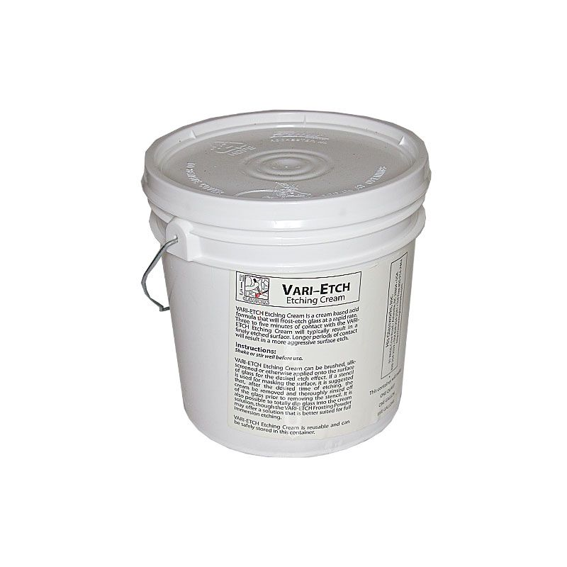 1 Gallon Vari-Etch Frosting Cream