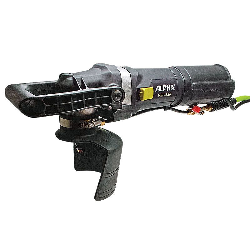 Alpha VSP-320 Electric Right Angle Water Fed Grinder