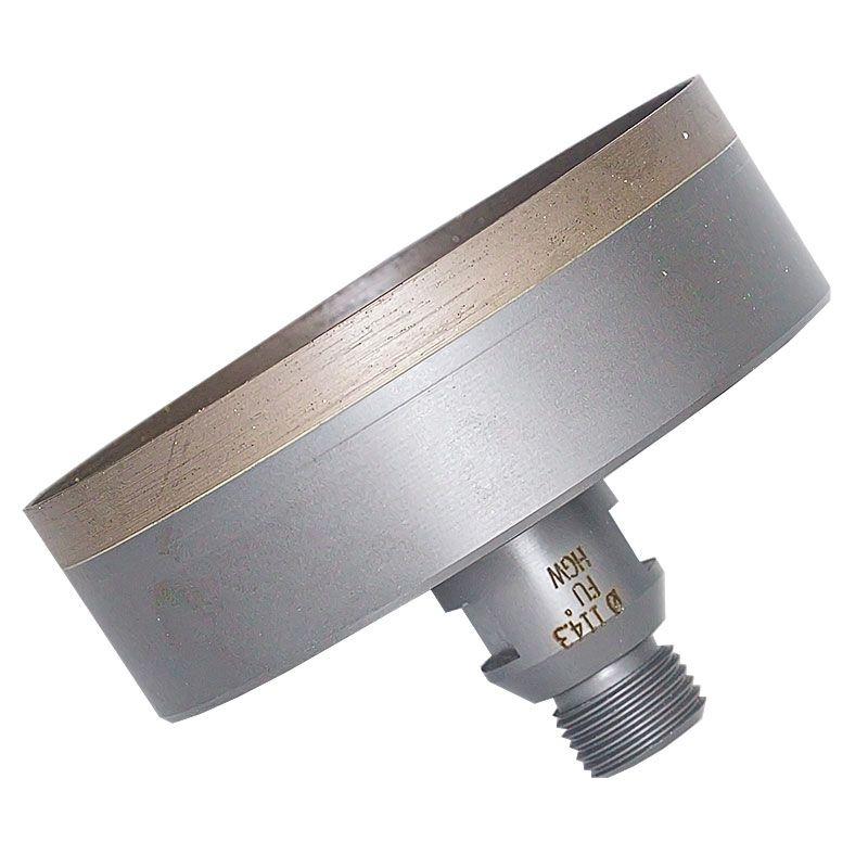 4-1/2 Inch (114.3mm) Sinterd Diamond Core Drill on Belgium Adaptor