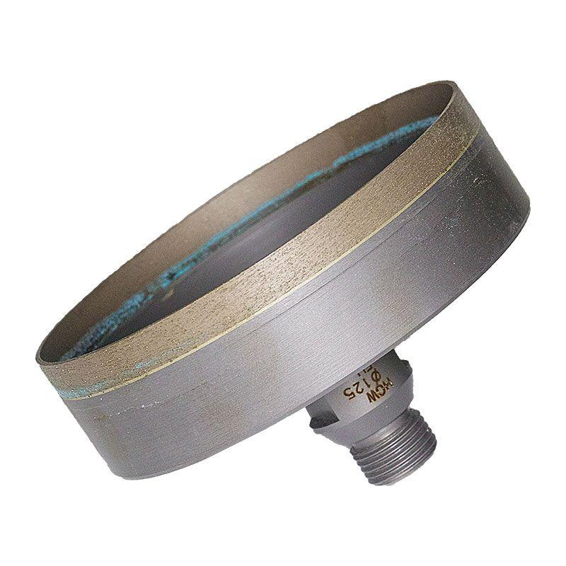125mm Sinterd Diamond Core Drill on Belgium Adaptor