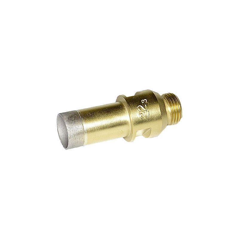 22.3mm (7/8 Inch) Sintered Diamond Core Drill on Belgium Adaptor