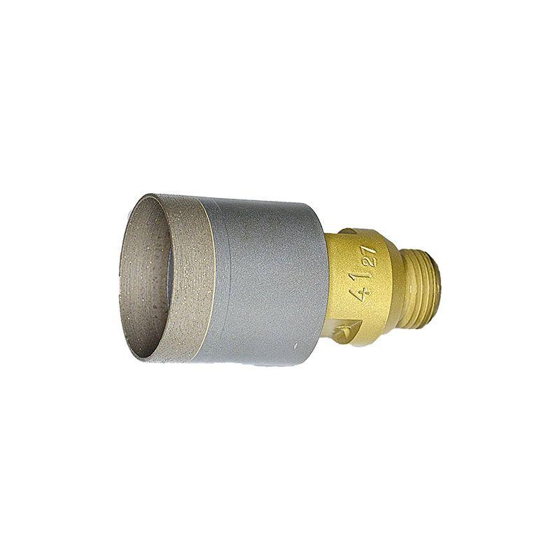 41.27mm (1-5/8 Inch) Sintered Diamond Core Drill on Belgium Adaptor
