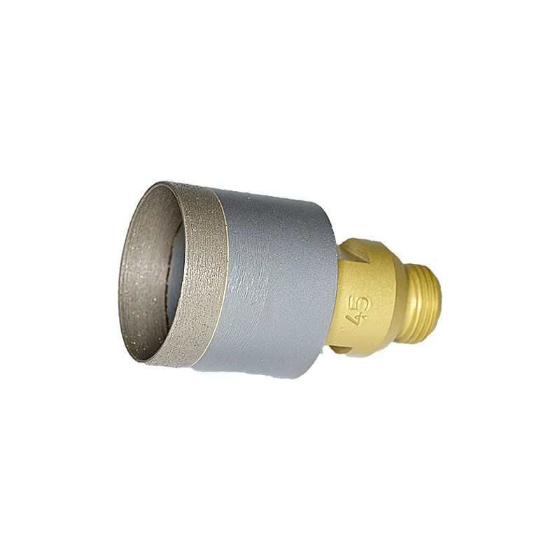 44.5mm Sintered Diamond Core Drill on Belgium Adaptor