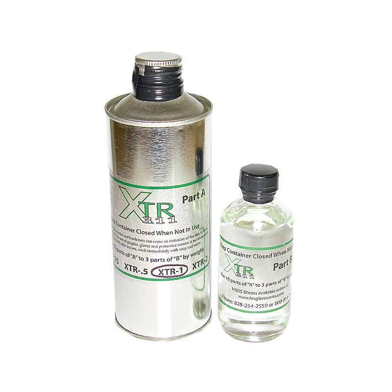 1 Pound Kit XTR-311 Epoxy Adhesive